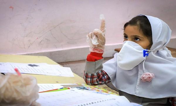 33درصد دانش آموزان گرگانی از آموزش حضوری استفاده می کنند