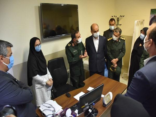 افتتاح طرح شهید سلیمانی در گلستان/ بسیج 3 هزار نفری برای مهار کرونا در گلستان
