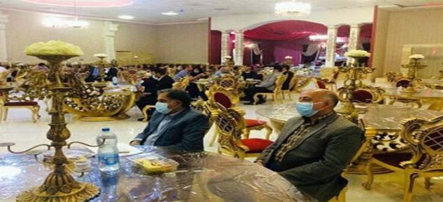 گلستان ما - 5 تا 50 کرونایی ارمغان هر مراسم عروسی/ گنبدکاووس در آستانه شرایط قرمز کرونایی