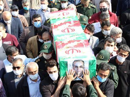 گلستان ما - برگزاری مراسم تشییع پیکر آزاده و جانباز 70درصد گلستانی