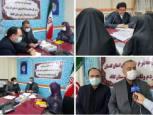 گلستان ما - بازدید رئیس کل دادگستری گلستان از حوزه قضایی کلاله